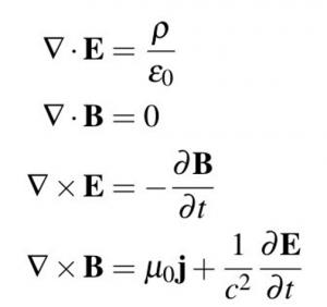 Maxwells ligninger